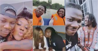 Dr Louisa: Stonebwoy's Wife Shares Unseen Romantic Videos On Her Husband's Birthday ▷ Ghana news