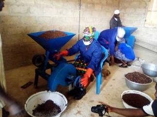 Three Shea butter factories commissioned at Kassena-Nankana