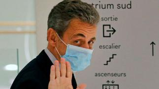 Sarkozy: Former French president jailed for corruption