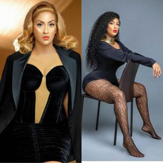 A 1001 Shades Of Beauty!- Juliet Ibrahim Drops Banging PHOTOS To Mark Her 35th Birthday