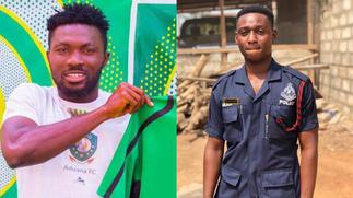 SAD: More details drop about the Aduana Stars player who has killed a police officer » GhBasecom™