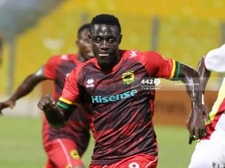 Kwame Opoku misses penalty on Super Clash debut