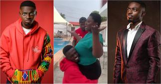 Comedian Waris Talks About His Girlfriend; Reveals She Does Not Support His Career But Good in Bed ▷ Ghana news