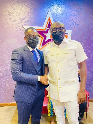 EIB Network CEO Bola Ray Names Foster Aggor as the New Host Of Starr Drive » GhBasecom™
