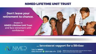 NIMED Capital Limited launches IPO for NIMED Lifetime Unit Trust – Citi Business News