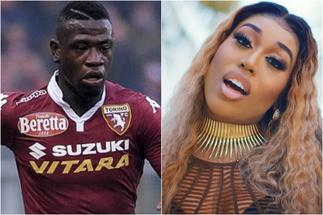 Songstress Fantana Opens Up On Relationship With Black Stars Player, Afriyie Aquah- Watch Video » GhBasecom™