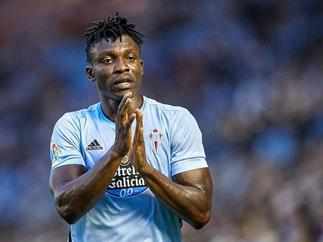 Joseph Aidoo to return to Celta Vigo starting XI after two and a half months on the bench