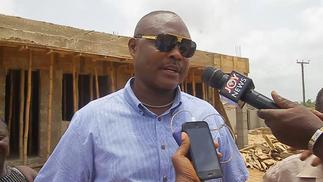 I have secured contracts to construct roads in my constituency