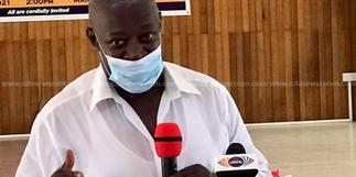 Ghana's health system overburdened
