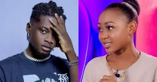 Ghanaians react to Kuami Eugene's decision in support of Akuapem Poloo ▷ Ghana news