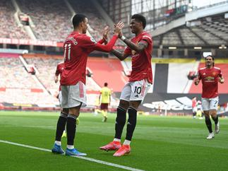 Man United eight points off Man City as Greenwood double sees off Burnley
