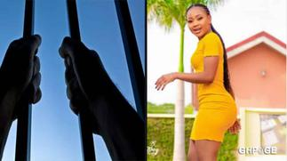 Court remands Akuapem Poloo after pleading guilty to indecent exposure