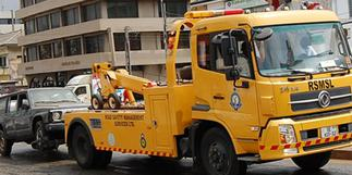 Remove broken-down vehicles from Ghana's streets