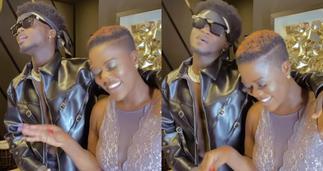 Kuami Eugene And TikTok Star Asantewaa Crack Ribs With Singing Of Prespyterian Hymn » GhBasecom™