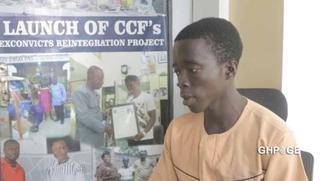 SHS denies boy admission because he is an ex-convict