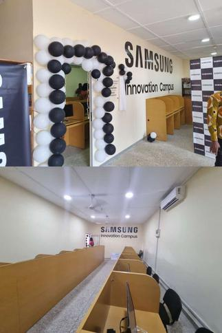 Samsung Launches Innovation Hub, Coding Programmes To Improve Modern Learning In Ghana