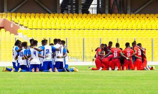 GPL: Great Olympics hosts Kotoko in top of the table clash