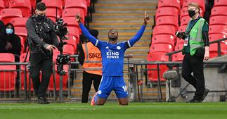 Iheanacho fires Leicester to first FA Cup final in 52 years