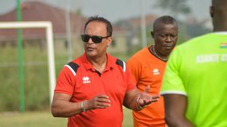 Asante Kotoko coach Mariano Bareto seeks improvement despite Bechem United win