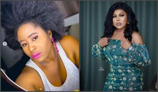 'Vawulence' Ahead As Lydia Forson Picks A Fight With Ruthless Afia Schwar Over Poloo's Jailing