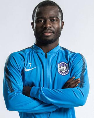 Frank Acheampong not worried about recent Black Stars snub