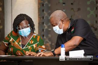 NDC engaged in post-Mahama jostling