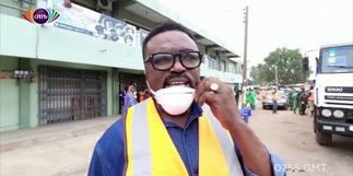 Amasaman-Pokuase: MCE to relocate hawkers along Oduman road to ease traffic
