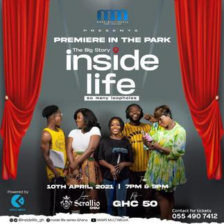 'INSIDE LIFE' Movie To Be Premiered On April 10 At Serallio