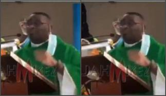 Greedy Pastor Angrily Insults Entire Congregation For Giving Just $200 Offertory