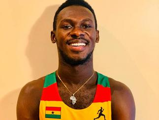 Sports Minister, University of Ghana congratulate Benjamin Azamati on new 100m record