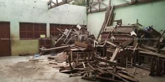 Yilo Krobo: Sawer residents appeal for rehabilitation of dilapidated school block