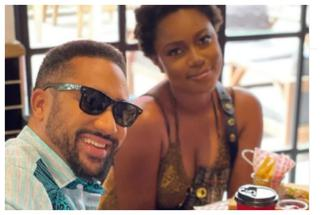 'A Strong Man Can Handle A Strong Woman'- 'Pastor' Majid Michel Says As He Hangs Out With Yvonne Nelson » GhBasecom™