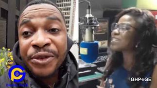 Wise up and talk sense-Twene Jonas fires Vim Lady for criticising him