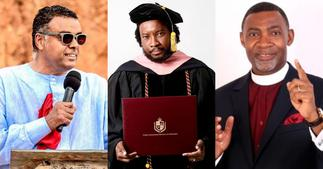 Unlike Sonnie Badu, These 5 Popular Ghanaian Pastors Hold Real Doctorate Degrees ▷ Ghana news