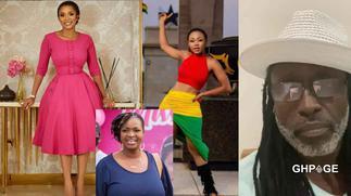 Reggie, Serwaa Amihere, Fella, other celebs react to news of Akuapem Poloo's bail