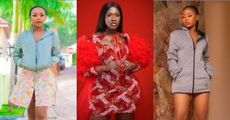 Fella Makafui shows maturity as she joins celebs calling for Poloo's release; photo drops ▷ Ghana news
