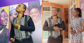 Ghanaian Crossdresser Akwasi Kadarhsian » GhBasecom™