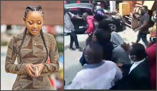 Watch Moment Akuapem Poloo Was Taken Away By Police After her Sentencing