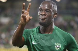 Elvis Manu's strike not enough as Ludogorets suffer Bulgarian Cup elimination