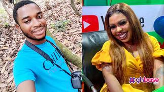 Twene Jonas calls for violence as he rain insults on Afia Schwar for supporting Akuapem Poloo's jail term » GhBasecom™