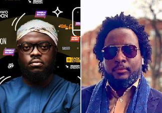 Sonnie Badu tells Kwadwo Sheldon to respect, vows to invite him to the US