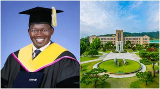 You Gave up your Dreams for me: Man Bags PhD, Dedicates Degree to his Brother who Supported him ▷ Ghana news