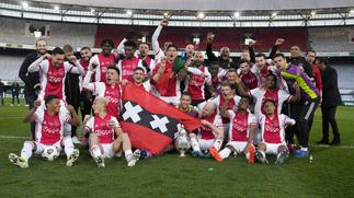 Kudus Mohammed wins Dutch Cup with Ajax