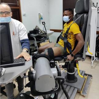 Joseph Esso undergoes successful medical ahead of USM Algiers move