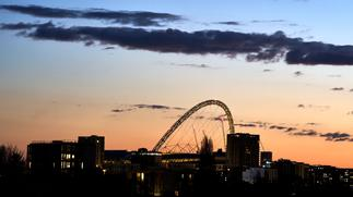 Thousands of fans return to Wembley for FA Cup semi-final as part of coronavirus events trial