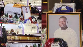 Ghanaian disc jockey, DJ Advicer laid to rest » GhBasecom™