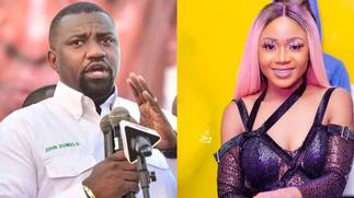 John Dumelo advises Akuapem Poloo's lawyer on what he needs to do to keep her out of prison » GhBasecom™