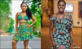 Akuapem Poloo's Biggest Rival Fella Makafui Shows Maturity As She Pleads With People To Sign Her Petition