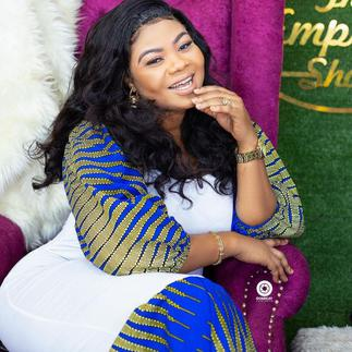 Pained Gifty Osei Fires Critics of her Miracle Backside and Alleged Bleaching