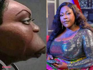 Mona Gucci Trolls Afia Schwar Over Akuapem Poloo's Release